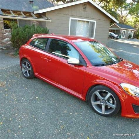 buy   volvo    design red custom ordered