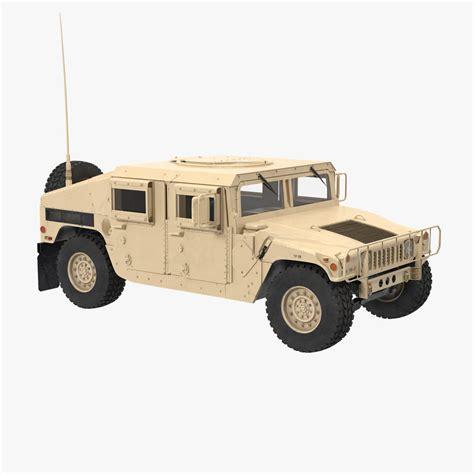 armored humvee interior humvee m1151 simple interior 3ds