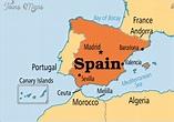 Madrid Spain Map - ToursMaps.com
