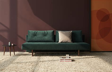 the loveseat recast sofa bed innovation living