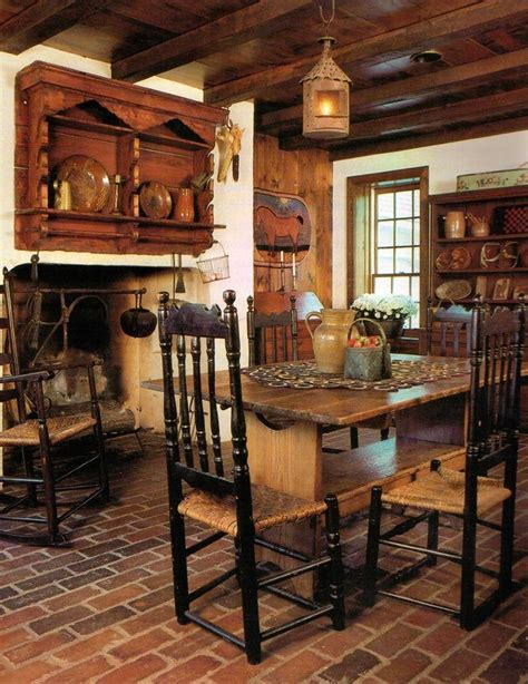 country primitive kitchens 17 best images about colonial times on 2952