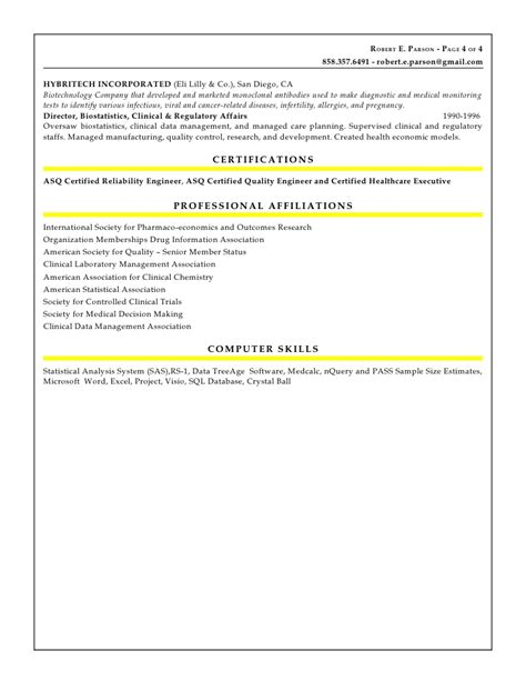 Organization Affiliation In Resume by Organizational Affiliations Resume