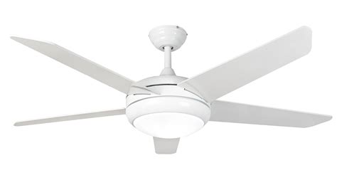 eurofans neptune 54 white ceiling fan remote led