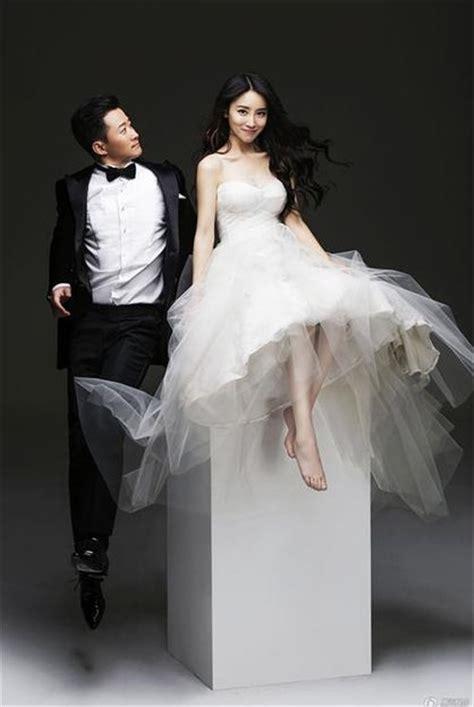 明星婚纱造型盘点 哪对明星婚纱照漂亮