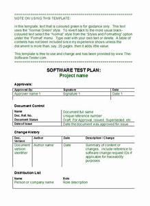35 Software Test Plan Templates  U0026 Examples  U1405 Template Lab