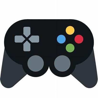 Emoji Games Transparent Clipart Controllers Videogame Cartoon