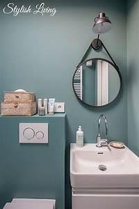 Wandfarbe Für Bad : die besten 25 badezimmer t rkis ideen auf pinterest ~ Michelbontemps.com Haus und Dekorationen