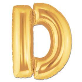 large gold letter balloons mylar letters a k