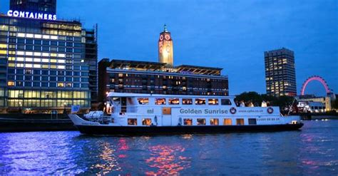 Party Boat Cruise London by Entertainment Onboard Thames Party Boats London Cpbs