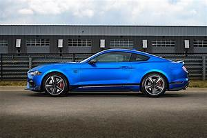 Ford Mustang Mach 1 Returns in 2021, Here Are All 480 HP of It - autoevolution