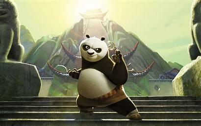 Animated Animation Pc Desktop Wallpapers Panda Cartoon