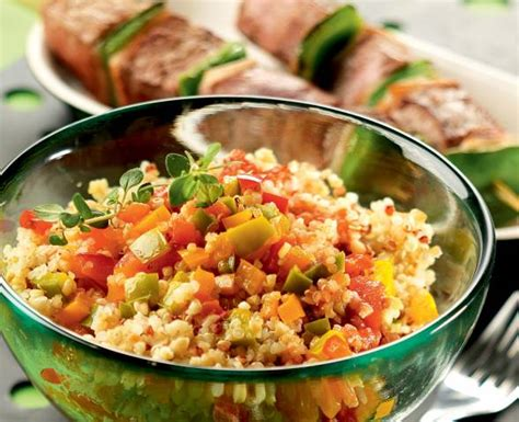quinoa gourmand sauce basquaise recette tipiak