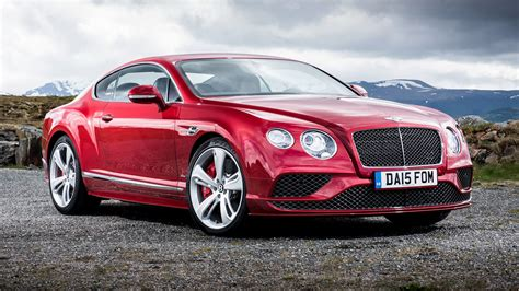 Bentley Continental Gt Speed (2015) Wallpapers And Hd