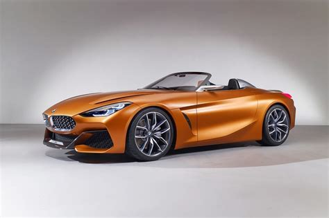 2019 Bmw Z4 Price And Concept