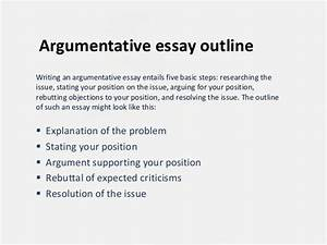 Good Essay Topics For High School Argumentative Persuasive Essay Outline Sample Internship Essay Sample Genetically Modified Food Essay Thesis also Research Paper Essays Argumentative Persuasive Essay Outline Essay My Family English  Essay Health