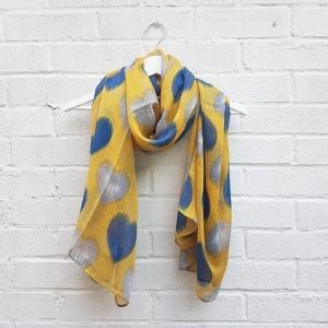Annies Closet by Hearts Mustard Scarf S Closet