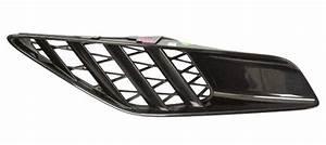 C7 Corvette Lh Rear Quarter Panel Fender Scoop Brake Vent