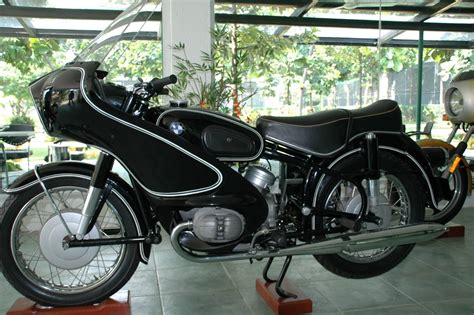 Bmw Vintage Motorcycle Collection