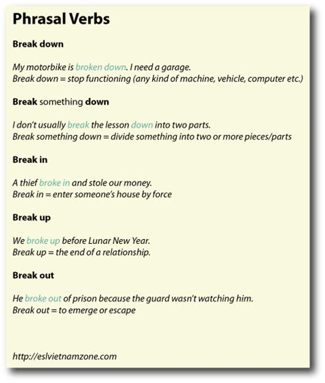 phrasal verbs worksheets for grade 5 1000 images about