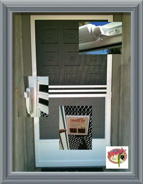 Screen Doors, Window Screen Repair, Mobile Screen Service