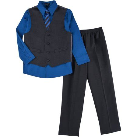Houndstooth Dress Set george boys houndstooth special occasion dress set