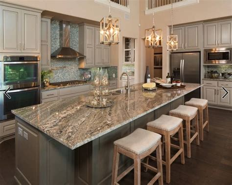 Compare kitchen countertops pros & cons, durability, cost, cleaning, and colors. Granite is still the most popular kitchen counter | TreeHugger