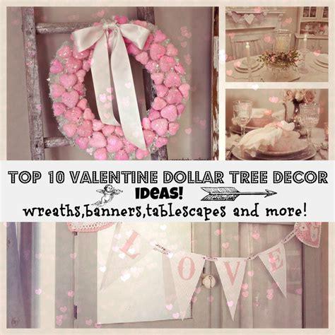 dollar tree home decor ideas top 10 dollar tree valentines decor and more debbiedoo s