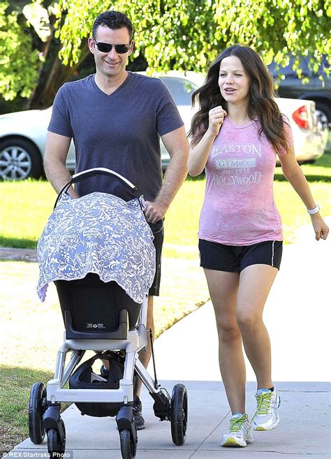 Tammin Sursok sheds '35 pounds in 9 days' since daughter's ...