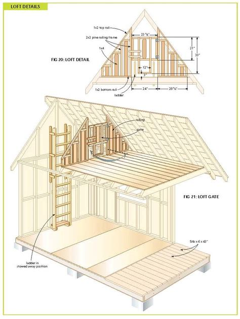 cabin plans free bunkie plans free studio design gallery best design