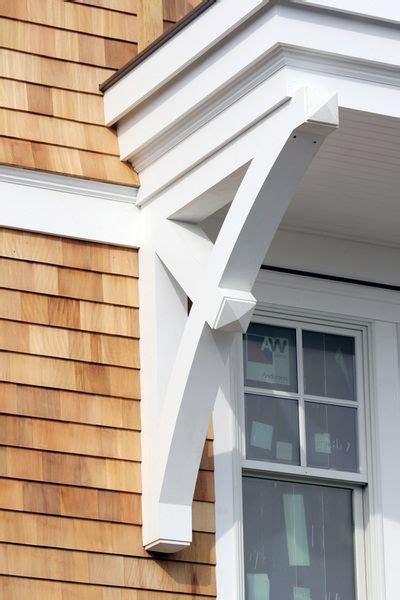 pvc brackets craftsman brackets bungalow details craftsman exterior house exterior millwork