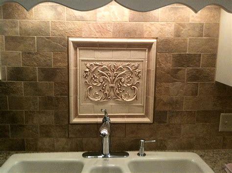 of our high relief kitchen backsplash tiles decorative