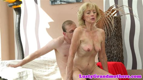 Euro Granny Pounded By Young Lover On Gotporn 6594451