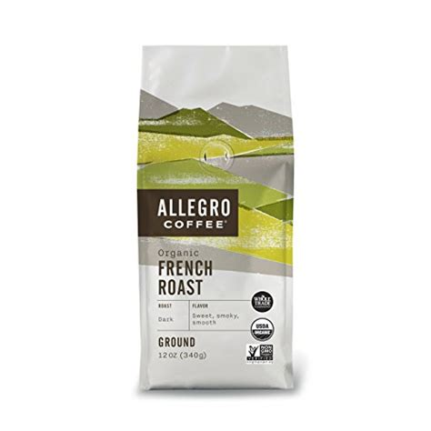 See more of allegro coffee company on facebook. 12-oz, Ground for Automatic Drip by Allegro Coffee Company at the Coffeeprima