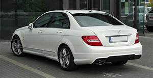 Mercedes Benz C 220 : file mercedes benz c 220 cdi blueefficiency avantgarde sport paket amg w 204 facelift ~ Maxctalentgroup.com Avis de Voitures