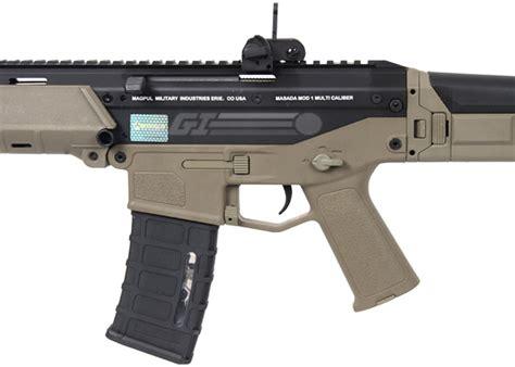 A&k Full Metal Magpul Masada Aeg Airsoft Gun ( Licensed