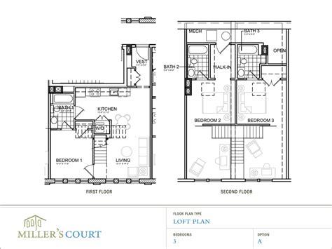 simple house plan  loft ideas house plans