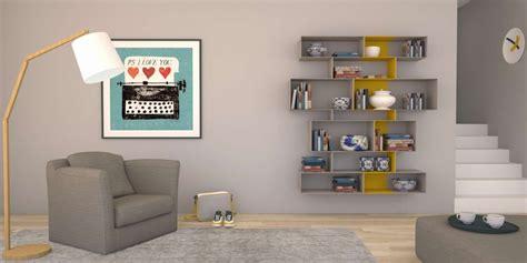 libreria spirale best libreria design a muro moduli con vani irregolari