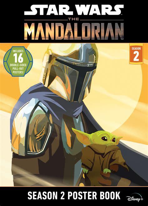 The Mandalorian Season 2 Poster Book – Jedi-Bibliothek