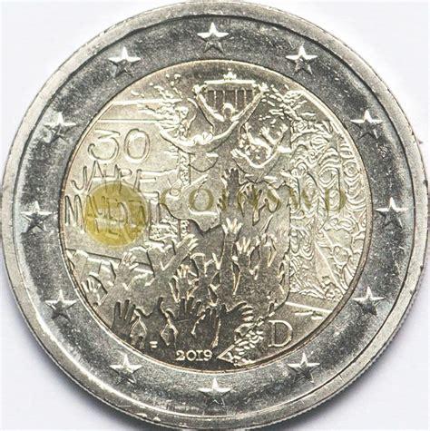 germany  euro  berlin wall mint