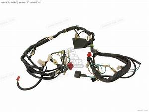 Honda Vf750c Magna 1983  D  Usa Wire Harness    Ignition