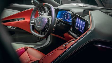 chevrolet corvette interior review whats