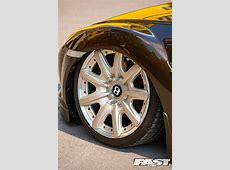 Mazda RX8 on Bentley wheels Fast Car