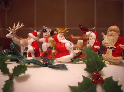 kitsch xmas decorations