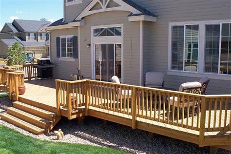 deck builders denver custom decks deck contractor