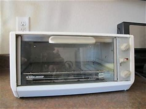 Black And Decker Countertop Oven Tro480bs by Black Decker Tro480bs Toast R Oven 4 Slice Toaster Oven New
