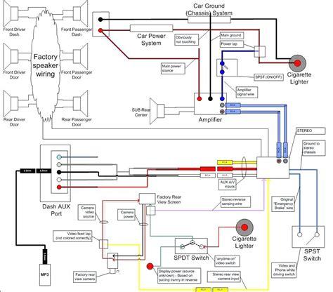 Toyota Fujitsu Ten Wiring Diagram Image