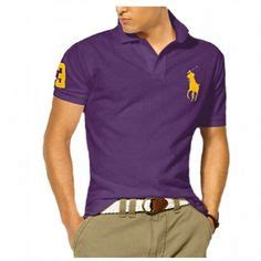 polo ralph lauren showcases brightly colored shirts