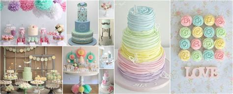 deco baby shower garcon pin gateau fille 10 cake on