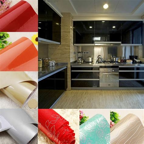 Yazi Gloss Oil Proof Pvc Self Adhesive Contact Paper