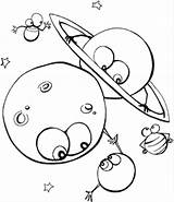 Coloring Planets Pages Printable Meteor Space Planet Astronomy Pages5 Colouring Sheets Technology Sheet Week Coloringpages101 Pdf Popular Coloringkids sketch template